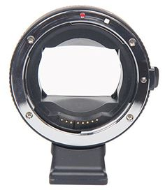 Amazon.com : Signstek Newest Version Electronic Auto Focus EF-NEX EF-EMOUNT FX Lens Mount Adapter for Canon EF EF-S Lens to Sony E Mount NEX 3/3N/5N/5R/7/A7 A7R Full Frame : Camera Lens Adapters : Camera & Photo