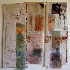 """Saatchi Art Artist Cas Holmes; Collage, """"Tulip"""" #art"""