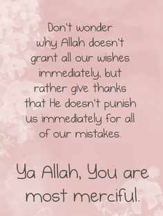 why allah doesn t accept our If faith is so powerful why did allah have to create such miracles why didn't the prophet accept the muslim he doesn't want to punish us or make our.