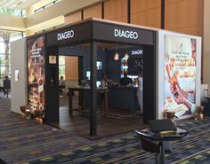 Bloommiami designed, produced, and installed the Diageo activation for the 2017 IAADFS conference in Orlando! Bloommiami focuses on travel retail and hospitality design. #bloommiami