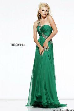Sherri Hill 11073, Sherri Hill Dresses, Prom 2014, Madame Bridal