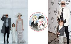 Karl Lagerfeld Kidswear Collection For Fashionable Children