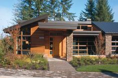 Contemporary-Modern House Plans at eplans.com | Modern Home ...