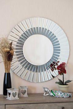 Frameless Mirror (80cm x 80cm)