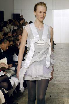 Helmut Lang at Paris Fall 2003
