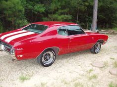 "For ""those"" kind of days!  1972 Buick Skylark"