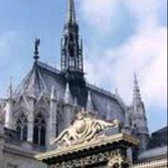Sainte-Chappelle PARIS