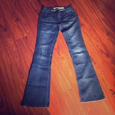 Boot cut  jeans Blue boot cut  jeans from Chalotte Russe. No rips or stains. Normal wear. Size 00R. Charlotte Russe Jeans Boot Cut