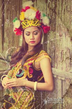 Orang Ulu girl