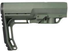 Foliage Green Mil Spec Tube Mission First Tactical Battlelink Minimalist Collapsible Buttstock AR-15, LR-308 Polymer