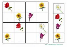 Amb els sudokus els petits juguen tot estimulant les seves habilitats matemàtiques de lògica i raonament. Quins vantatges s'obtenen am... Cut And Paste, Summer Crafts, Small World, Pre School, Preschool Activities, Kids Learning, Kids Playing, Chenille, Montessori