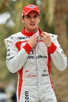 Marussia Pilot: Jules Bianchi