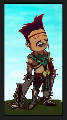 Chillout :: cute Draven with style