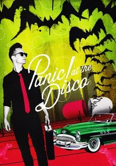 PANIC! AT THE DISCO Too Weird To Live, Too Rare To Die! PHOTO Print POSTER 002 in Music, Music Memorabilia, Rock | eBay