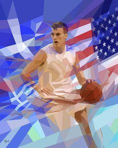 Nick Calathes: The Greek American basketball hero by tsevis, via Flickr