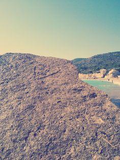 Fourni beach Rhodes, Grand Canyon, Greece, River, Beach, Nature, Outdoor, Greece Country, Outdoors