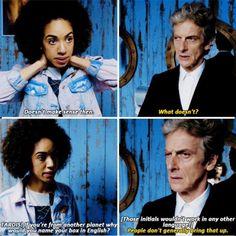 Doctor Who The Pilot Series 10 Pearl Mackie Bill Potts Peter Capaldi Twelfth Doctor