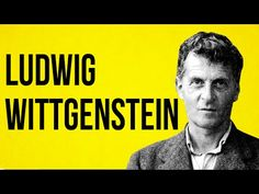 PHILOSOPHY - Ludwig Wittgenstein Ludwig Wittgenstein was a philosopher obsessed with the difficulties of language, who wanted to help us find a way out of some of the muddles we get into with words. By: The School of Life.