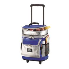 Shop for Red Vanilla Be Cool Sport Trolley on Wheels. Rolling Cooler, Trolley Bags, Purse Organization, Boutique, Outdoor Dining, Shopping Bag, Shopping Carts, Vanilla, Cool Stuff