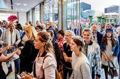 GROZA Outletformule Hudson's Bay ook van start met eerste winkel in Rotterdam http://www.groza.nl www.groza.nl, GROZA