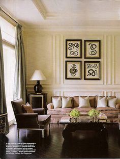 Another inspiration for painting judges paneling in family room.  The paneling is pretty, well applied, but very dated unless one prefers a dark, heavily paneled, very formal, stuffy looking room that is only missing an older gentleman smoking a cigar.