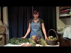 Making a Wreath - video tutorial