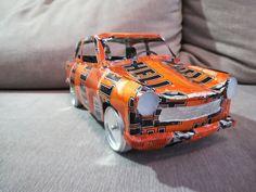 Hell Trabant 601 (soda can)