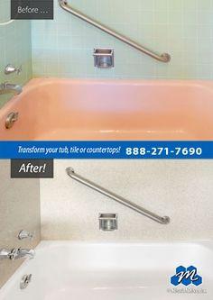 46 Best Bathtub Refinishing Images In 2019 Bathtub