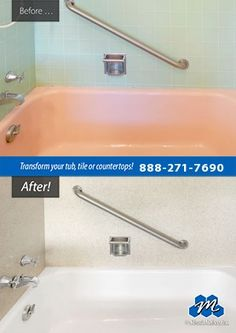 tub save thousands with bathtub refinishing by miracle method more