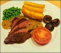 Forking Foodie: Creamy Peppercorn and Brandy Sauce - Thermomix Ver...