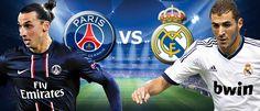 PSG - Real Madrid Karşılaşması Sizlerle Birlikte dinamobet.com'da https://www.dinamobet1.com/sports/event/107987