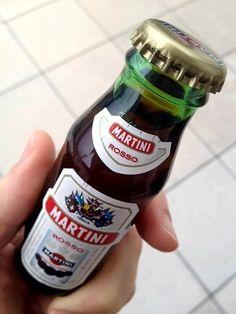 Martini Rosso! Simply love it
