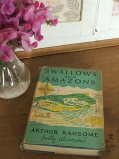 Swallows and Amazons book http://www.amazon.com/The-Girl-Trans-Siberian-Railway-Lenoir/dp/1491865113/