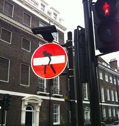 Street Art / Southampton Place / Holborn