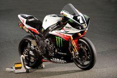 Yamaha YZF-R1 Team Yart 2014