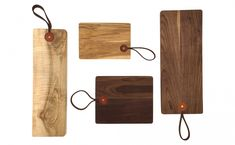 leather strap cutting boards