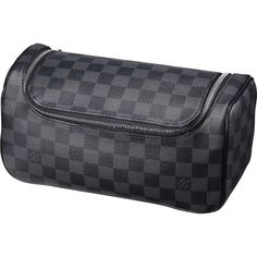Cheap LV Toiletry pouch Damier Graphite Canvas N47625