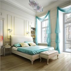 General, Curtain Rod For A Bay Window: Get Adorable Bay Window with Bay Window Curtain Ideas