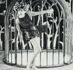"""Alla Nazimova in """"Salome"""" (1923), one of the first art films to be made in the US"""