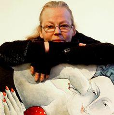 The artist Carla Raadsveld Online Art Gallery, Wearable Art, Shark, Original Art, Canvas Art, Inspiration, Paintings, Fictional Characters, Artists