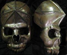 skull 2 by TimeTurbine on deviantART