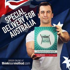 For everyone here in #AUSTRALIA we now offer fast local delivery through Aus Post! Go to our website to get your hard copy today!   thinkleanmethod.com   #thinkleanmethod #tlm #photooftheday #food #instafit #fitfam #fitspo #healthyliving #healthyeating #cleaneating #motivation #fitness #fit #gym #workout #training #exercise #balance #healthy #brain #mind #psychology #neuroscience