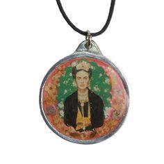 Handmade Jewellery, Artisan Jewelry, Pewter, Resin, Christmas Ornaments, Holiday Decor, Flowers, Home Decor, Frida Kahlo