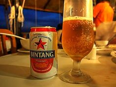 BINTANG Beer , Bintang Island , Indonesia