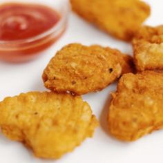 How to Cook Uncooked Breaded Chicken Nuggets Fried Chicken Nuggets, Baked Chicken Strips, Oven Baked Chicken, Baked Chicken Breast, Breaded Chicken, Fast Food, Healthy Baking, Recipe Of The Day, Quick Easy Meals