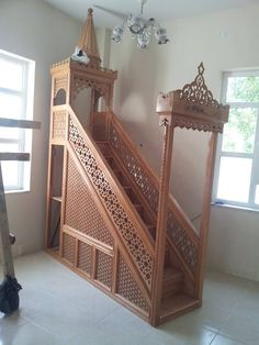 Mandir Design, Pooja Room Door Design, Indian Home Design, Room Partition Designs, Puja Room, Bedroom Furniture Design, Islamic Architecture, Home Decor Kitchen, Decoration
