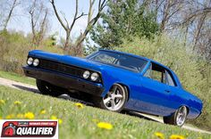 Cole Quinnell's 1966 Chevrolet Chevelle will be competing in the 2012 OUSCI
