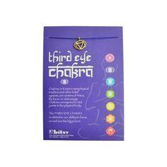 Third Eye chakra gold