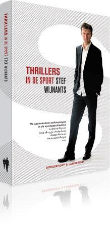 Thrillers in de sport - Boeken - Borgerhoff & Lamberigts
