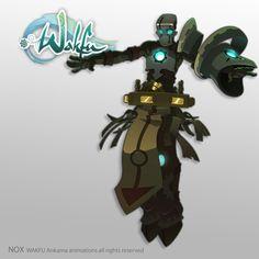 Nox Wakfu la série